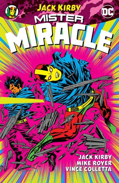 Mister Miracle by Jack Kirby (2017)