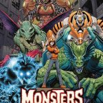 Monsters Unleashed Vol. 1 – Monster Mash (TPB) (2017)