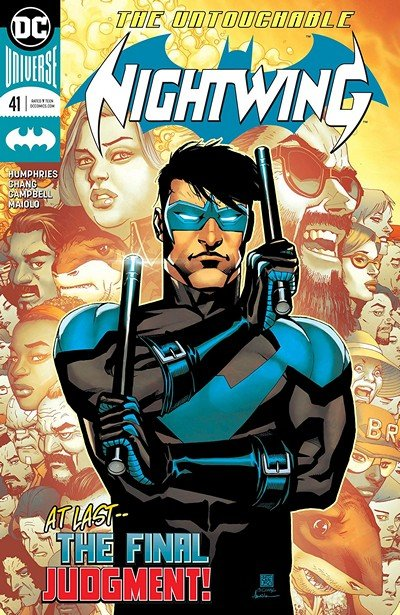 Nightwing #41 (2018)