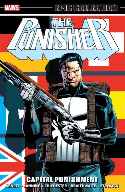Punisher Epic Collection – Capital Punishment (2017)