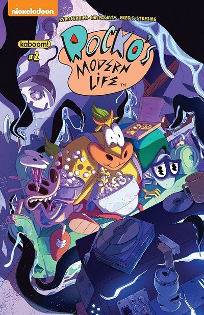 Rocko's Modern Life #2 (2018)