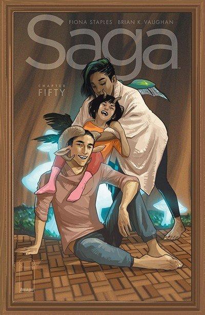 Saga #50 (2018)
