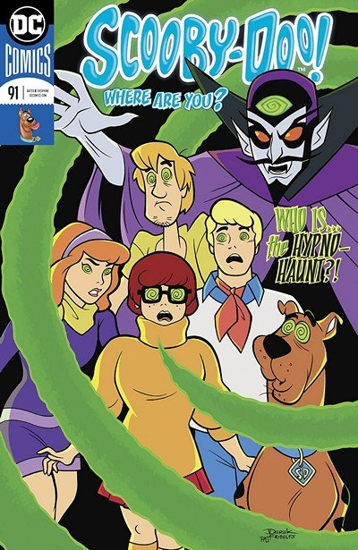 Scooby-Doo Where Are You #91 (2018)