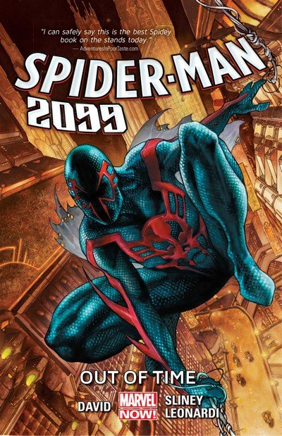 Spider-Man 2099 Vol. 1 – 7 (TPB) (2015-2017)
