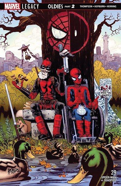 Spider-Man – Deadpool #29 (2018)