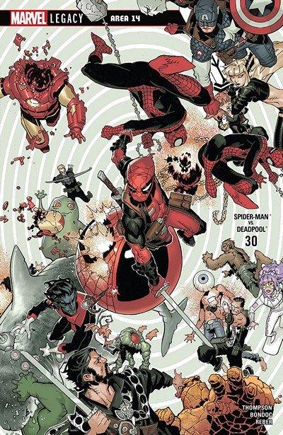 Spider-Man – Deadpool #30 (2018)