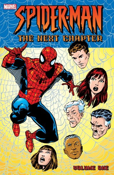 Spider-Man – The Next Chapter Vol. 1 – 3 (TPB) (2017)