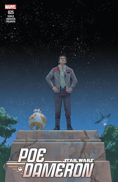 Star Wars – Poe Dameron #25 (2018)