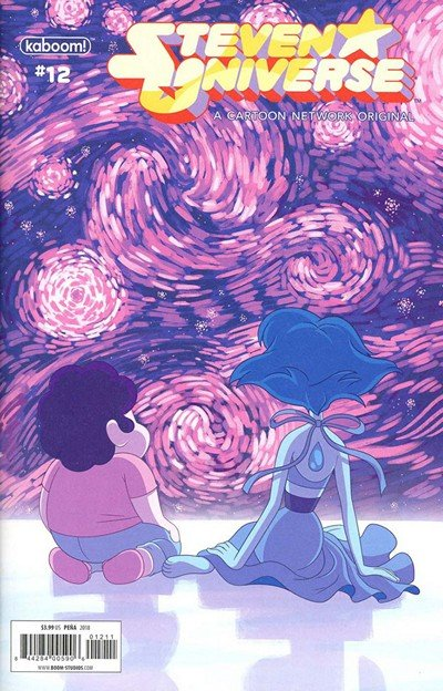 Steven Universe Ongoing #12 (2018)