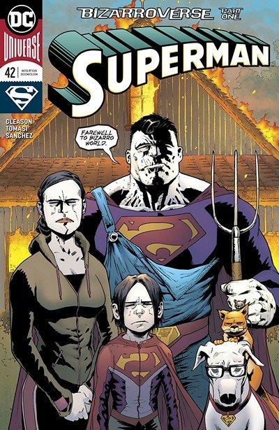Superman #42 (2018)