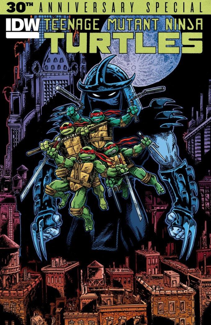 Teenage Mutant Ninja Turtles – 30th Anniversary Special (2014)