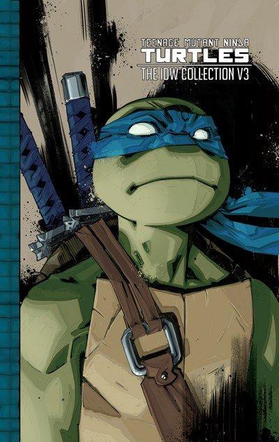 Teenage Mutant Ninja Turtles – The IDW Collection Vol. 3 (2016)