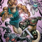 Teenage Mutant Ninja Turtles Universe #20 (2018)