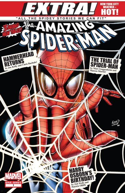 The Amazing Spider-Man – EXTRA #1 – 3 (2009)