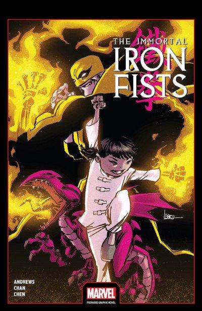 The Immortal Iron Fists (TPB) (2018)