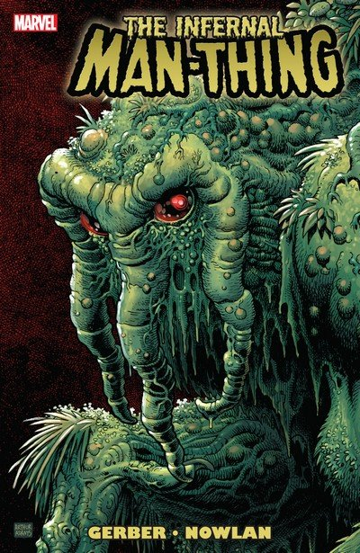 The Infernal Man-Thing (TPB) (2012)