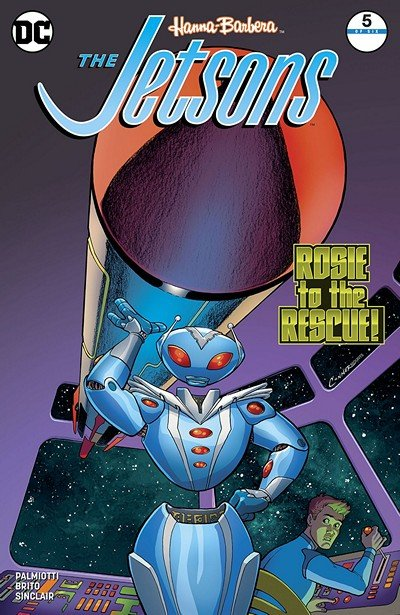 The Jetsons #5 (2018)