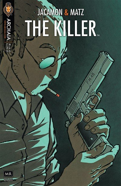The Killer #1 – 10 + TPBs (2006-2017)