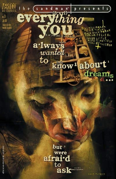 The Sandman Presents – Everything You Always Wanted to Know About Dreams… But Were Afraid to Ask #1 (2001)