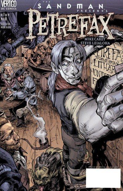 The Sandman Presents – Petrefax #1 – 4 (2000)