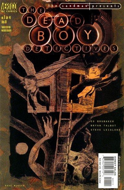 The Sandman Presents – The Dead Boy Detectives #1 – 4 (2001)