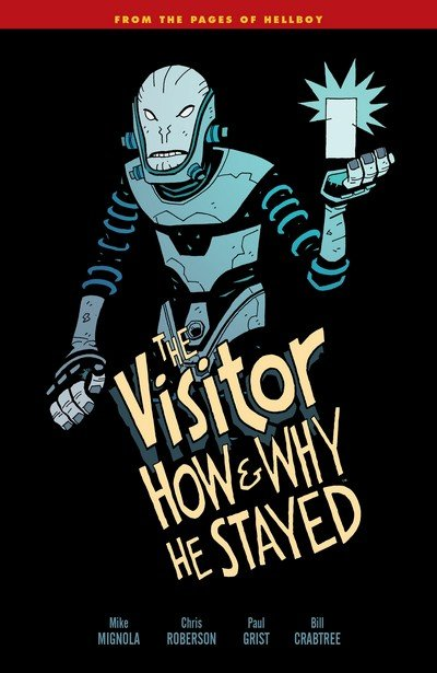 The Visitor – How and Why He Stayed (TPB) (2017)