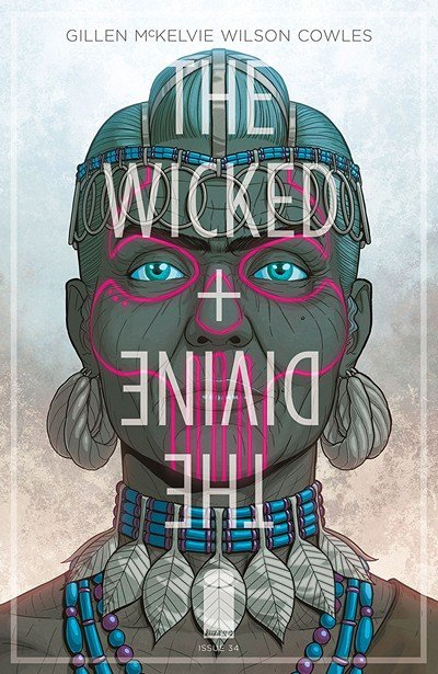 The Wicked + The Divine #34 (2018)