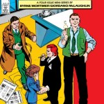 The World of Metropolis #1 – 4 (1988)