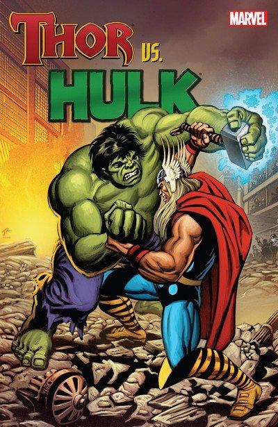 Thor vs. Hulk (TPB) (2017)