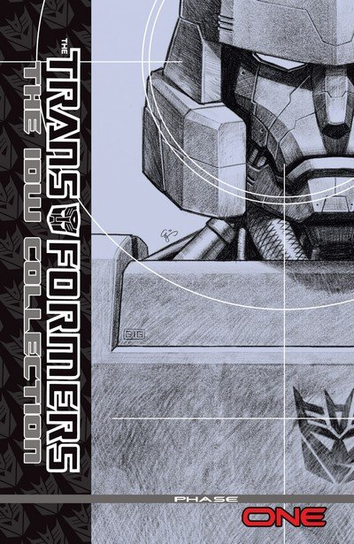 Transformers – IDW Collection – Phase One Vol. 1 – 8 (2010-2013)