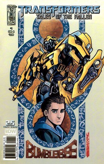 Transformers – Tales of the Fallen #1 – 6 + TPB (2009-2010)