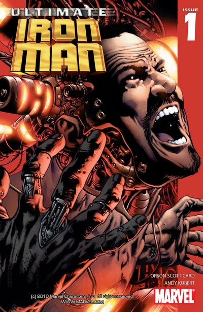 Ultimate Iron Man #1 – 5 (2005-2006)