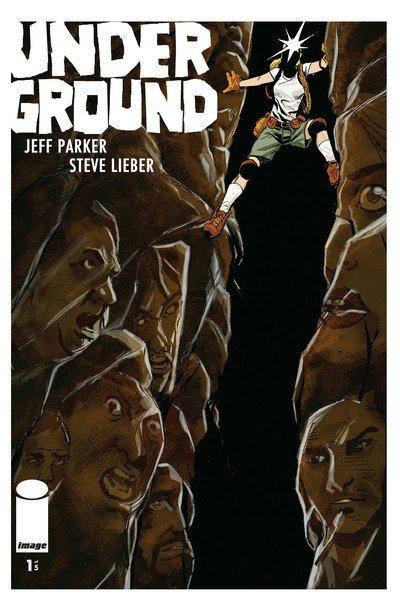 Underground #1 – 5 (2009-2010)
