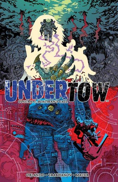 Undertow Vol. 1 – Boatman's Call (2014)