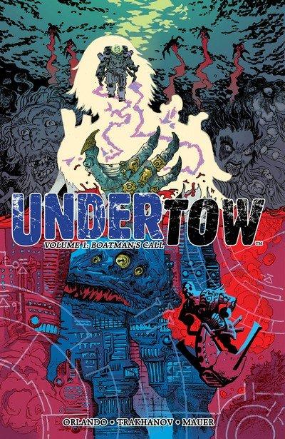 Undertow Vol. 1 – Boatman's Call (2014)