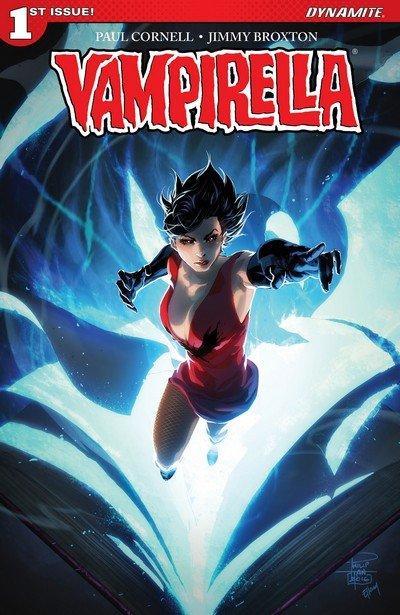 Vampirella Vol. 4 #0 – 11 (2017-2018)