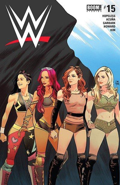 WWE #15 (2018)