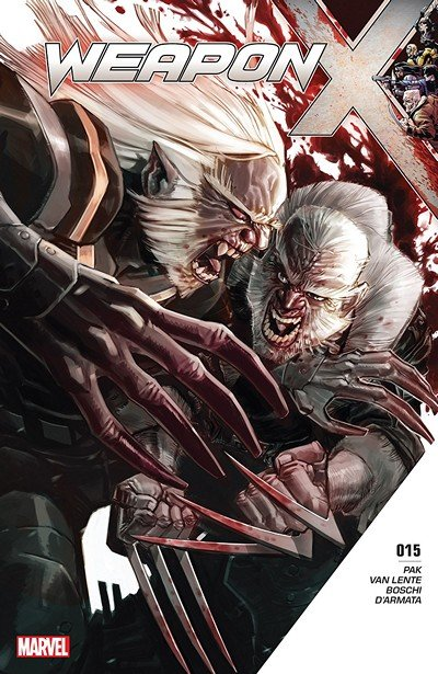 Weapon X #15 (2018)