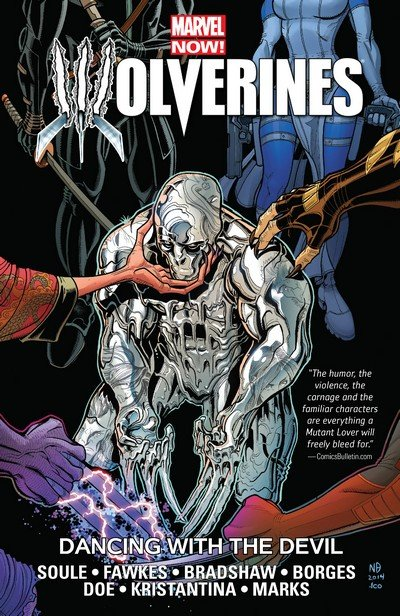 Wolverines Vol. 1 – 4 (TPB) (2015)