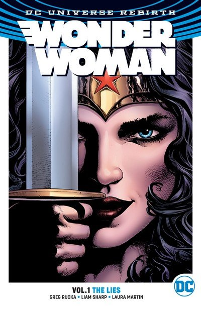 Wonder Woman Vol. 5 (Rebirth TPB) – Vol. 1 – 7 + Deluxe Edition (2017-2018)