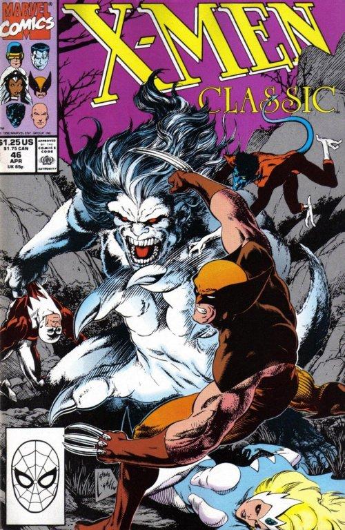 X-Men Classic #46 – 110 (1990-1996)