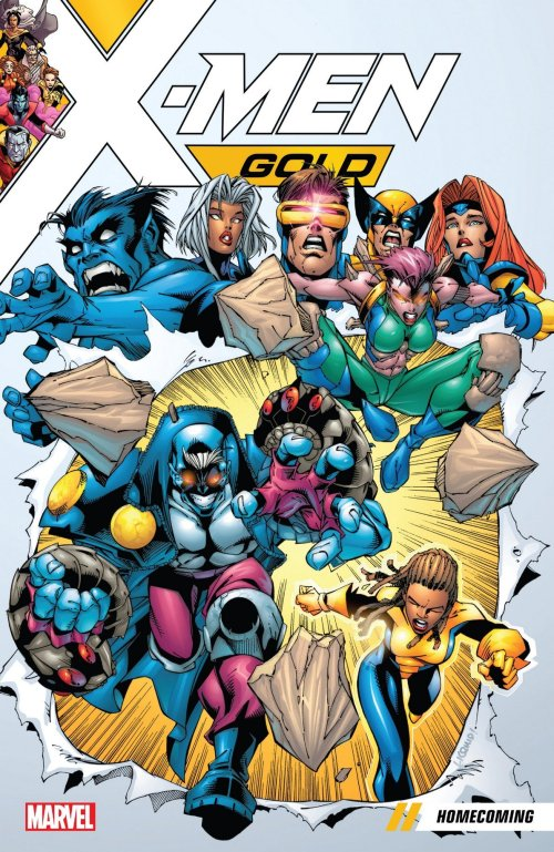 X-Men Gold Vol. 0 – Homecoming (TPB) (2018)