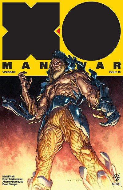 X-O Manowar #13 (2018)
