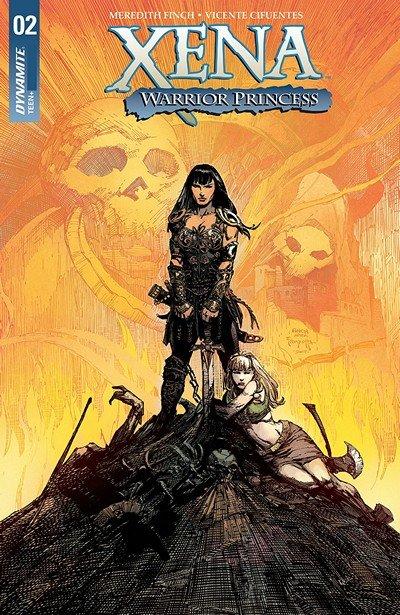 Xena – Warrior Princess Vol. 4 #2 (2018)