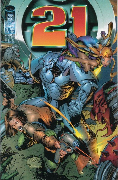 21 #1 – 3 (1996) (Image – Top Cow)