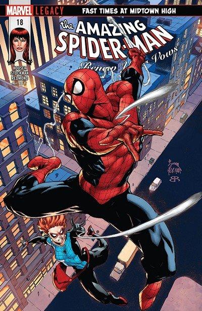 Amazing Spider-Man – Renew Your Vows #18 (2018)