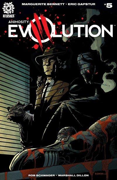 Animosity – Evolution #5 (2018)