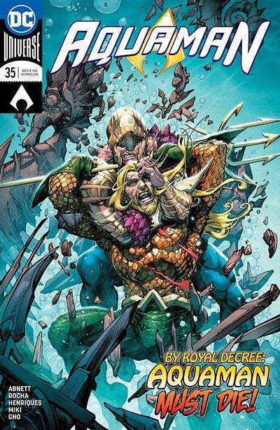 Aquaman #35 (2018)