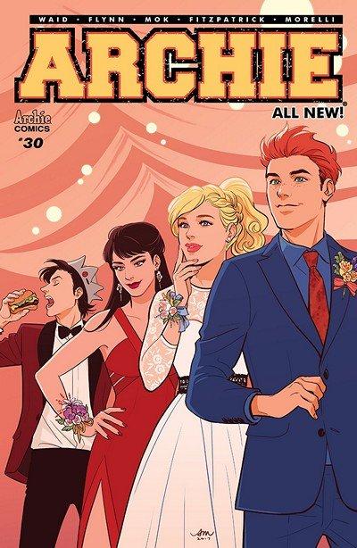 Archie #30 (2018)