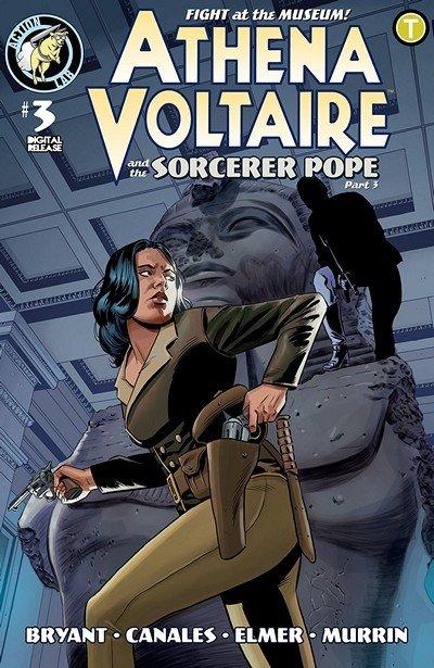 Athena Voltaire #3 (2018)